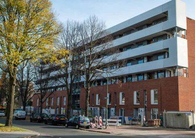 105 appartementen en 6 stadswoningen, Den Haag