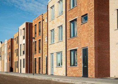 Diverse projecten (NOM woningen), Rijswijk Buiten