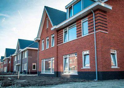 41 woningen Schiedamse Meesters fase 1, Schiedam